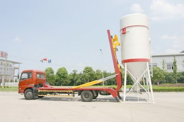 چین Dong Feng 6x4 Dry Bulk Truck Hydraulic For Dry-Mixed Mortar 22 Cbm توزیع کننده
