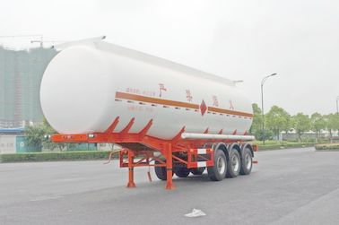 چین 28600L Petroleum / Gasoline / Oil Tank Trailer توزیع کننده